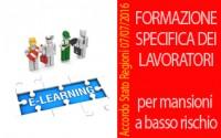 FORMAZIONE SPECIFICA PER LAVORATORI CON LIVELLO DI RISCHIO BASSO (COMMERCIALI ESTERNI - UTILIZZO AUTOMOBILE)