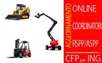 Macchine di cantiere. Come operare in sicurezza nella movimentazione di persone e materiali (Aggiornamento Coordinatori e RSPP ASPP) - CFP INGEGNERI