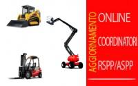 CFP ARCH. e GEOM. - Macchine di cantiere. Come operare in sicurezza nella movimentazione di persone e materiali (Agg. Coordinatori e RSPP/ASPP)