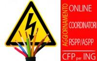 RISCHIO ELETTRICO (Aggiornamento Coordinatori e RSPP/ASPP) - CFP INGEGNERI